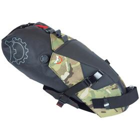 Revelate Designs Terrapin 8L System Seat Post Bag Incl. WaterpROof Packing Bag, multi camo